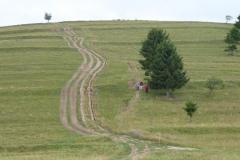 Weg zur Annakapelle